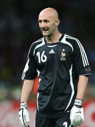 Soccer – 2006 FIFA World Cup Germany – Final – Italy v France – Olympiastadion – Berlin