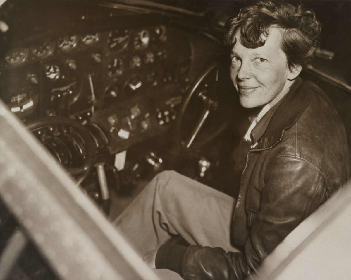 The Man Who Found the Titanic Just Ended His Search for Amelia Earhart's Lost Plane