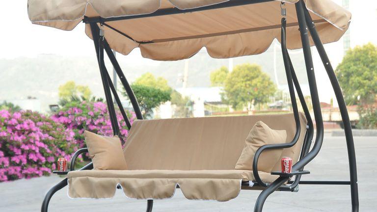 best swing seats: Outsunny Swing Chair