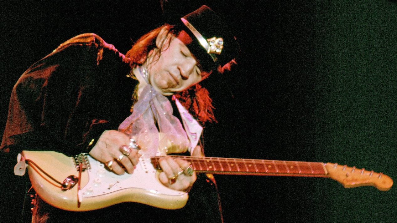 Stevie Ray Vaughan Number One Wiring Diagram Electrical Srv Strat The Making Of Texas Flood Louder