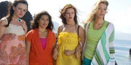 Blake Lively Let Her Sisterhood Of The Traveling Pants Co-Star Drink Her Breastmilk