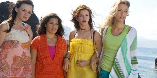 Sisterhood of the Traveling Pants 2 group image