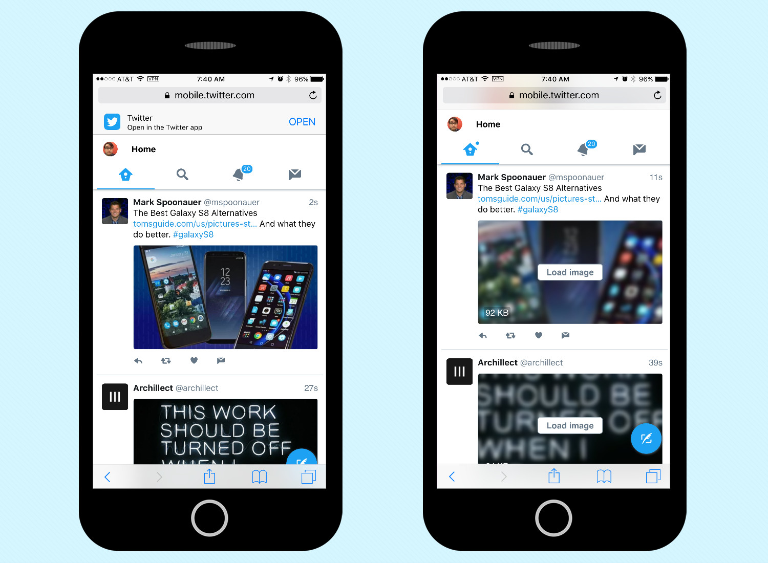 How to Use Twitter Lite (and Why You Should)   Tom's Guide