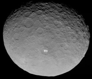 New Image of Ceres' Mysterious Bright Spots