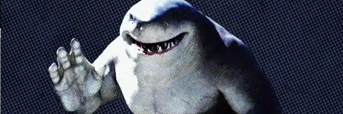 King Shark (Steve Agee/?) The Suicide Squad