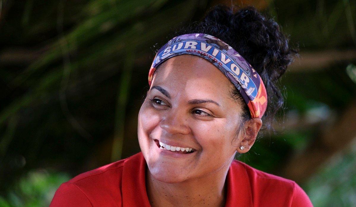 Survivor Winners At War Sandra Diaz-Twine CBS