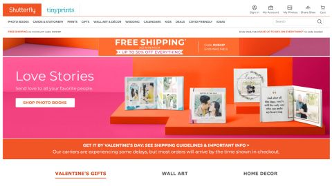 Shutterfly Photo Books review