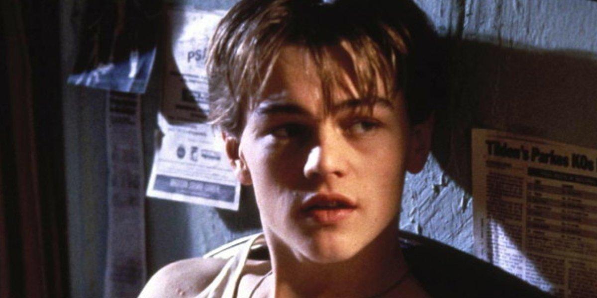Leonardo DiCaprio in The Basketball Diaries