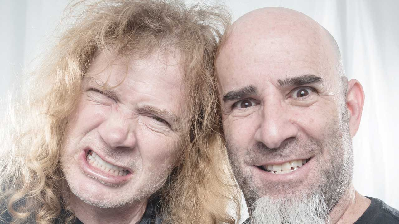 Dave Mustaine and Scott Ian: 'These new bands are spoilt motherf**kers' | Louder