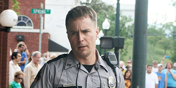 Sam Rockwell Three Billboards Outside Ebbing, Missouri