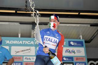 Adriatica Ionica Race 2021 - 4th Edition - 1st stage Trieste - Aviano 185.3 km - 15/06/2021 - Elia Viviani (ITA - Cofidis) - photo Tommaso Pelagalli/BettiniPhoto©2021