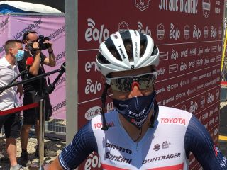 Vincenzo Nibali Strade Bianche 2020