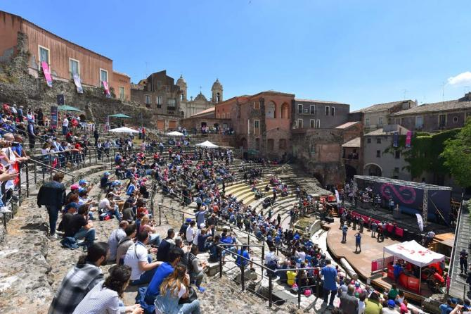 Stage 4 of the Giro d'Italia
