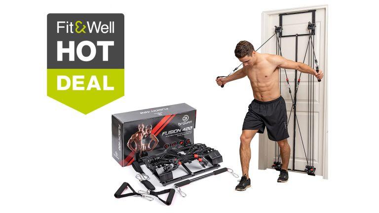 Amazon full body door home gym