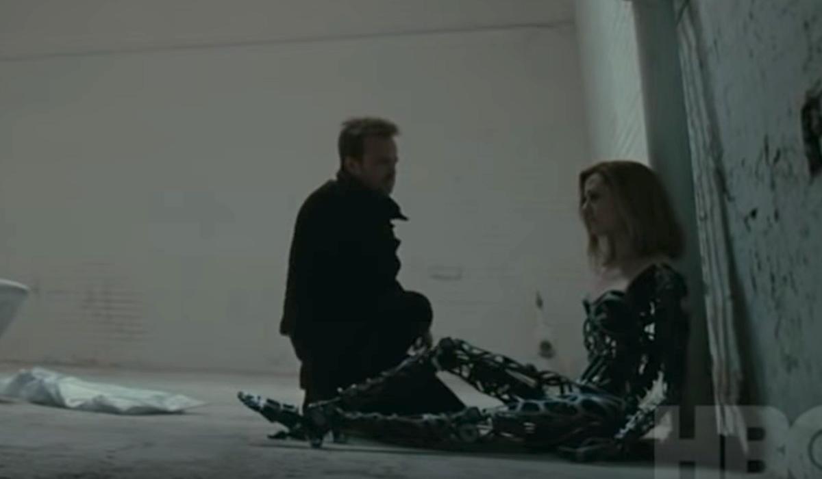 westworld season 3 caleb and dolores exoskeleton