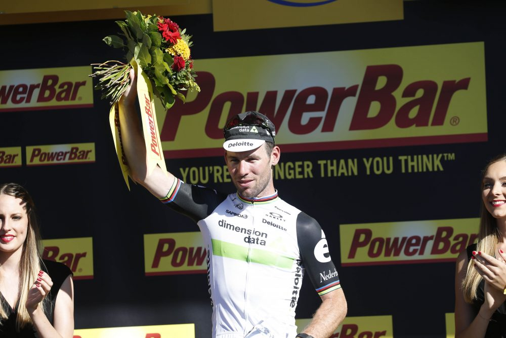 Mark Cavendish Takes His Fourth Stage Win Of The 2016 Tour