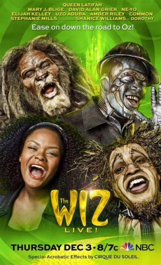 The Wiz Live! Lighting Design and Fixtures