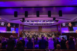 Mount Paran Church has notably become the first house of worship to install L-ISA technology