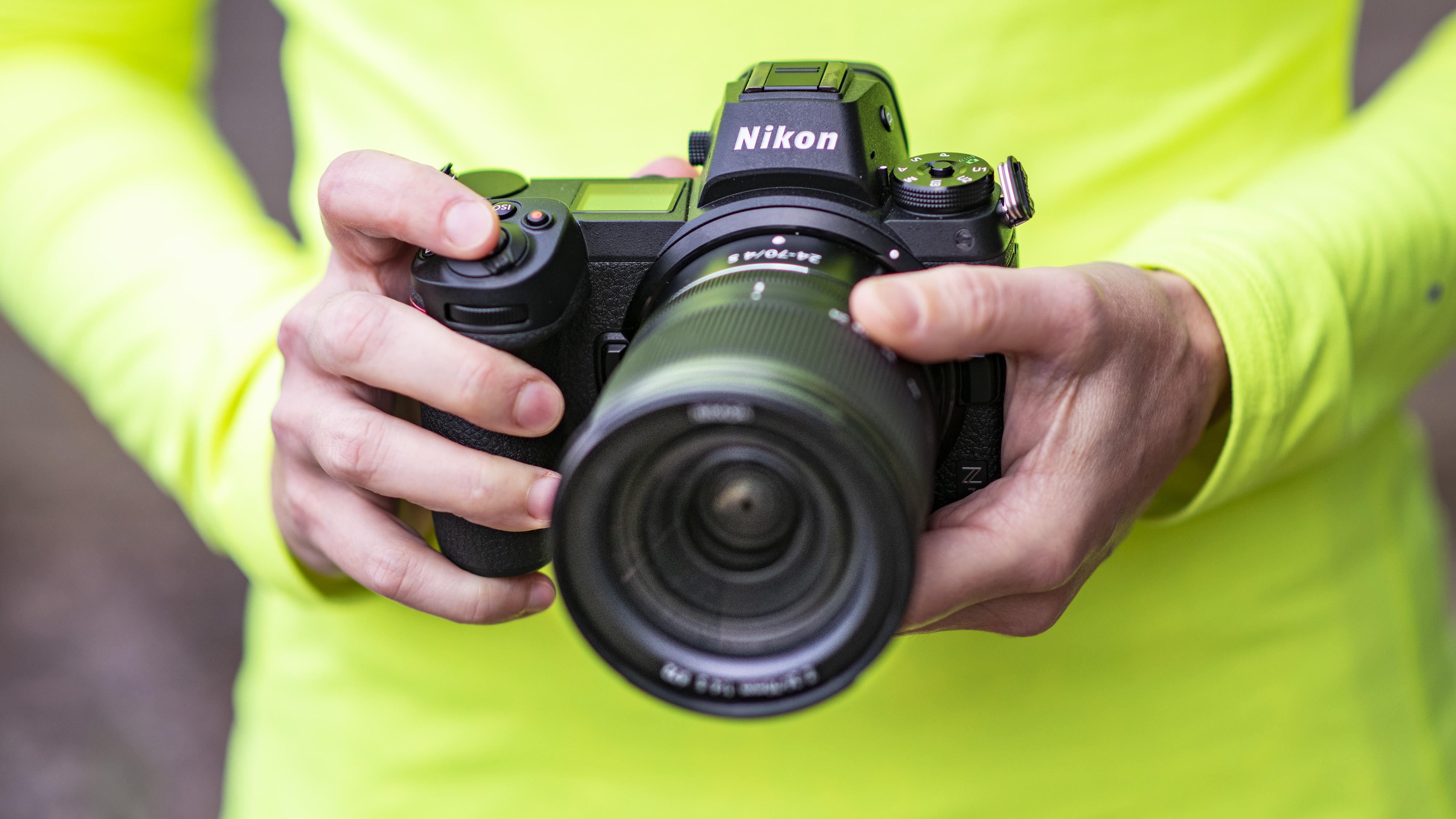Best camera: Nikon Z7