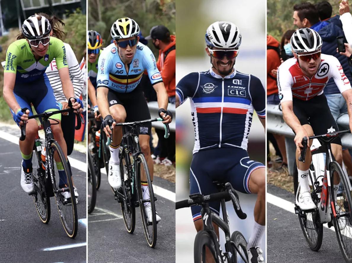 UCI Road World Championships 2021: Mens' Elite Road Race - Live Coverage