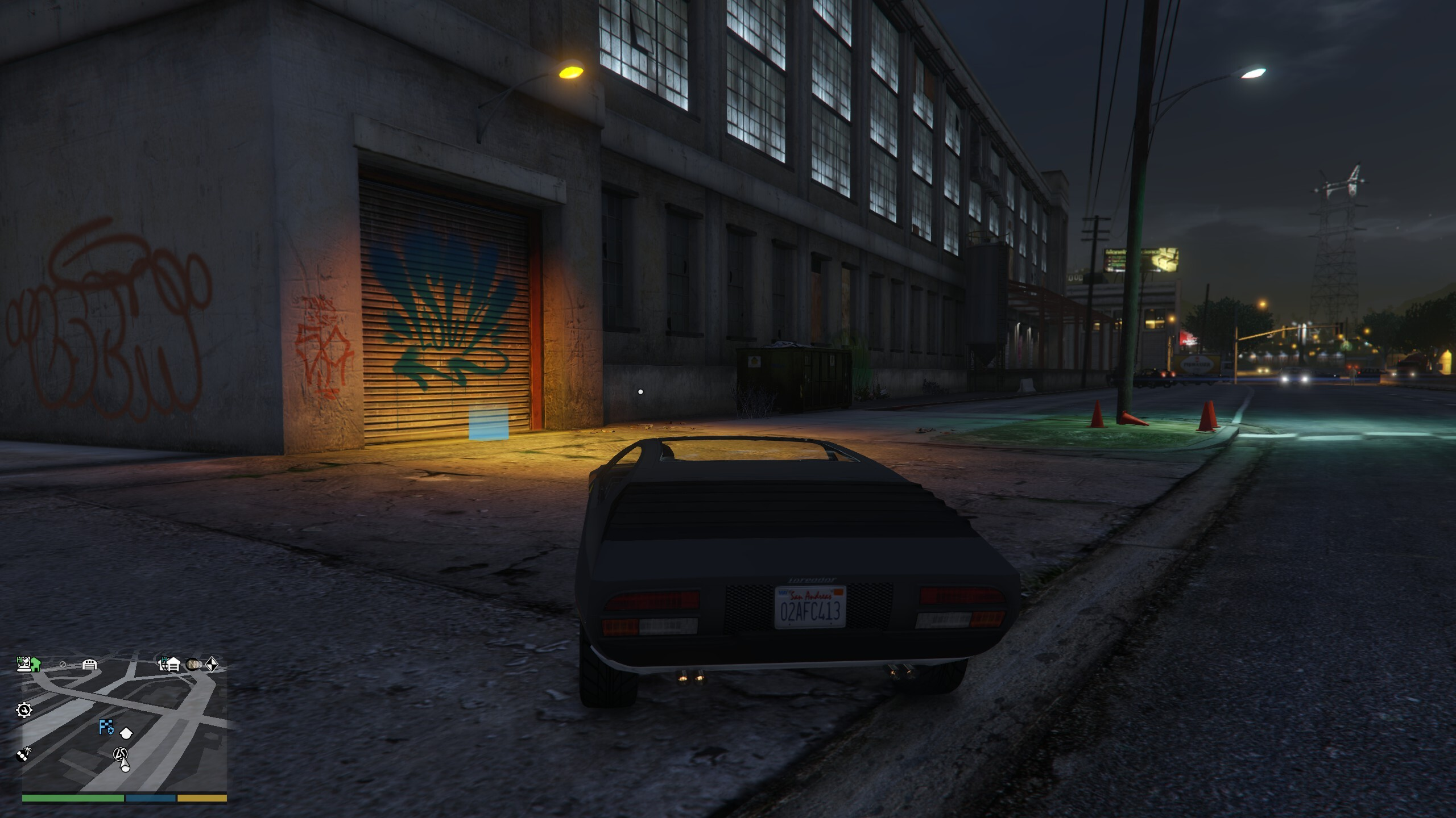 GTA Cypress Flats