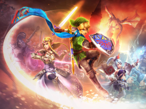 Hyrule Warriors Review - Gameplay and Story - Tom's Guide