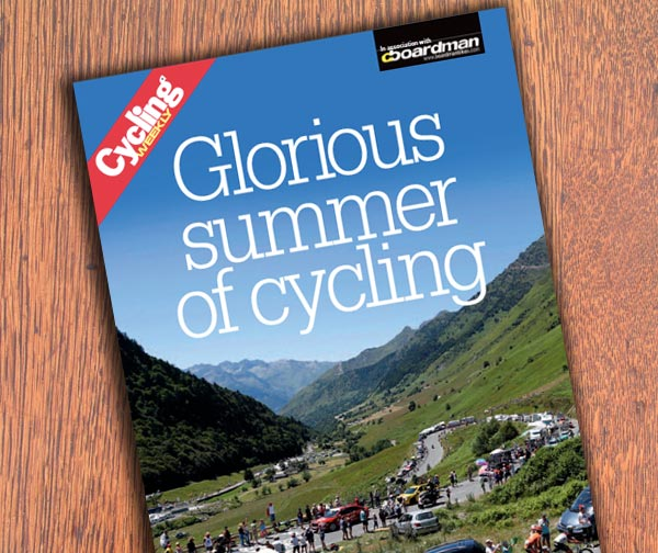 Glorious summer of cycling photo special