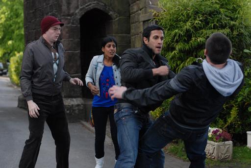 Ravi risks his life to take revenge