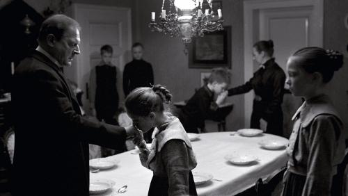 The White Ribbon - Michael Haneke's chilling drama set in a small German village on the eve of the First World War