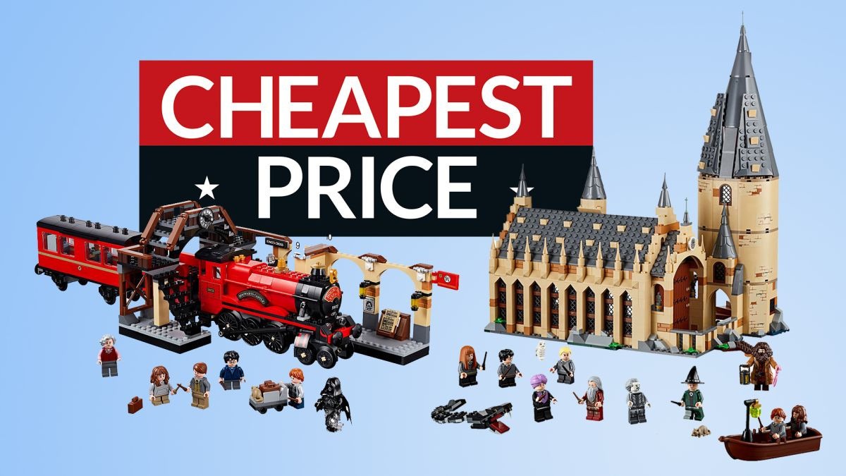 Save 20% on Lego Harry Potter deals with this short-time deal at Waterstones