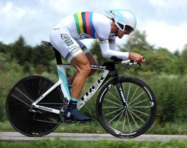 Fabian Cancellara, Tour de Suisse 2011, stage nine