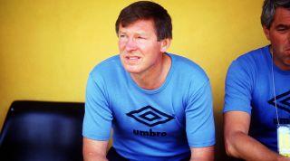 Alex Ferguson Mexico '86