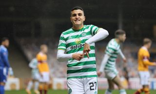 Motherwell v Celtic – Scottish Premiership – Fir Park
