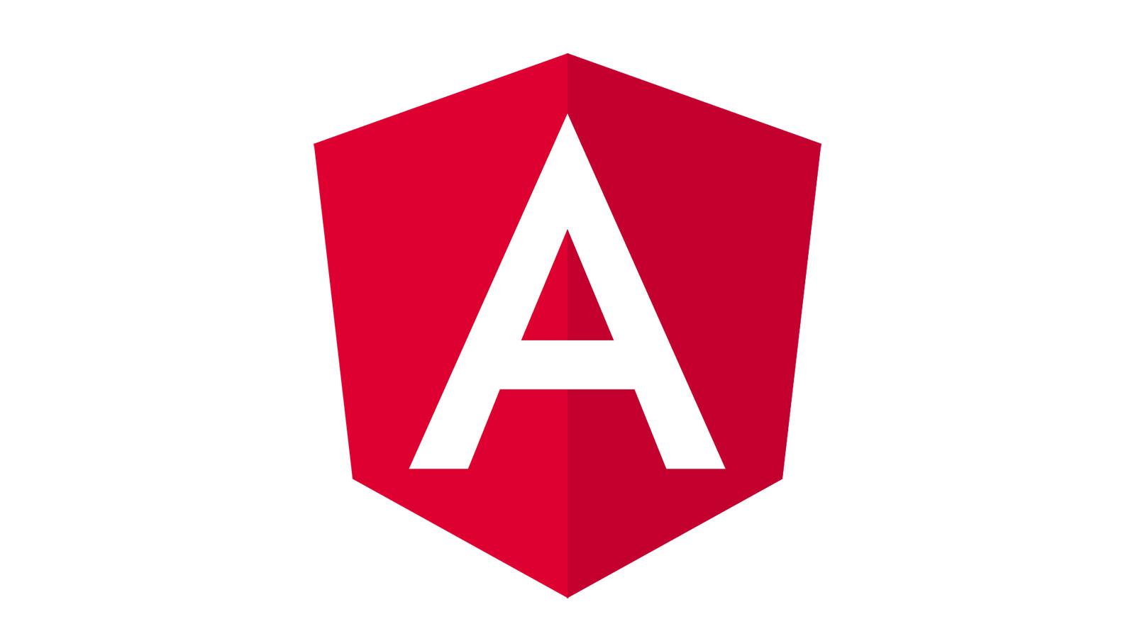 Angular shield logo