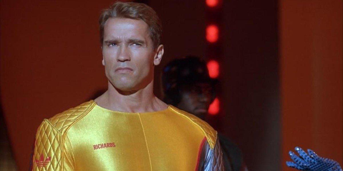 Arnold Schwarzenegger - The Running Man