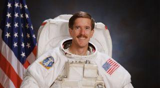 Former astronaut James Reilly