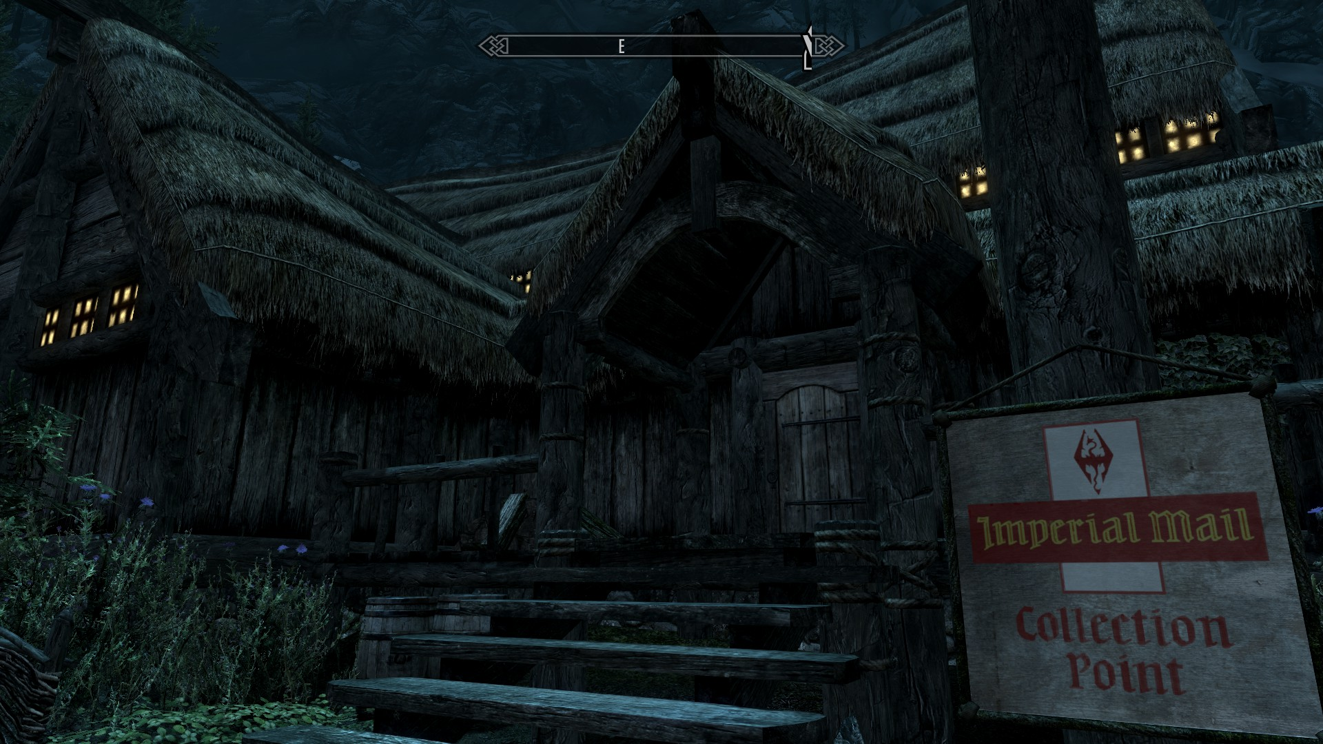 the best skyrim mods: imperial mail