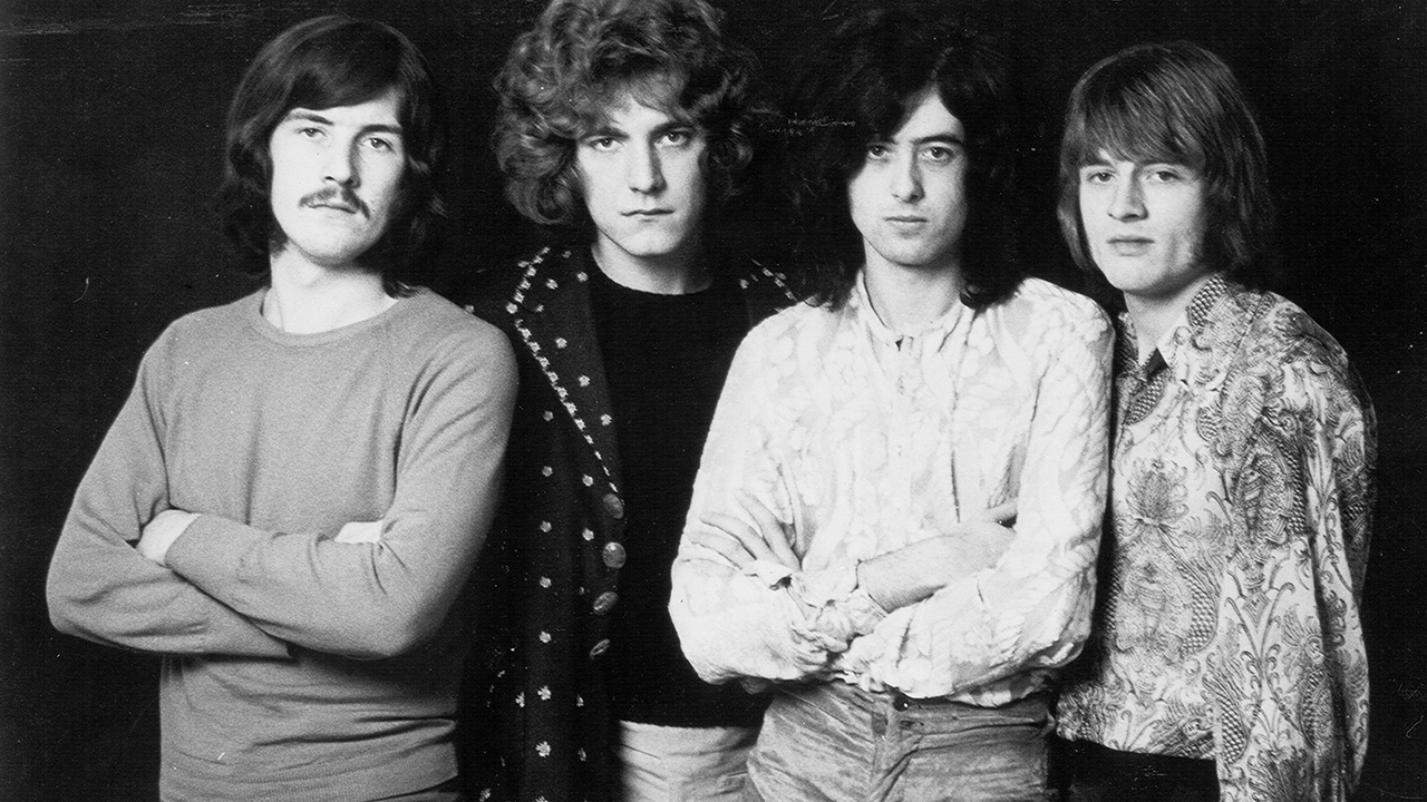 Led Zeppelin's history celebrated in short story YouTube series