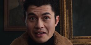 Wow, Henry Golding Filmed The Gentlemen And Last Christmas At The Same Time