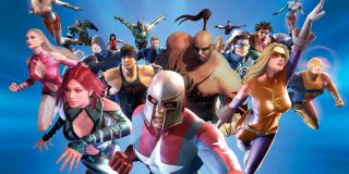 A fully-functioning City of Heroes private server has