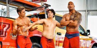 Baywatch shirtless