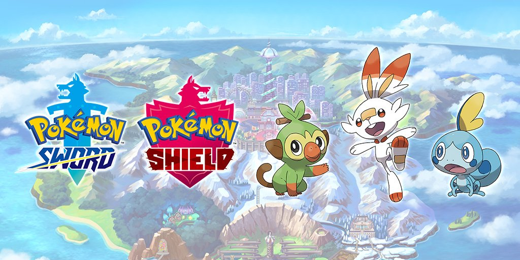 Pokemon Sword And Shield Release Date Gameplay And Legendaries