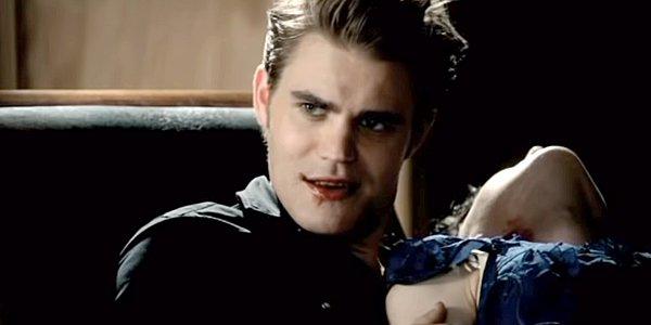 Paul Wesley as Stefan Salvatore The Vampire Diaries The Originals The CW