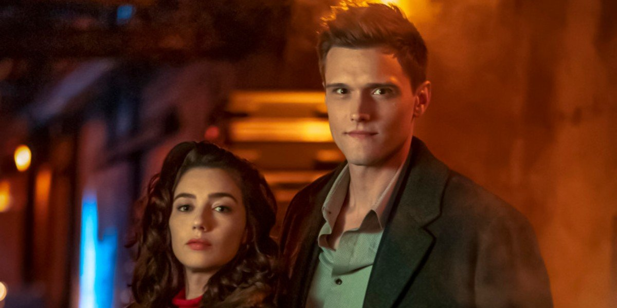 Sue and Ralph Dibny The Flash The CW
