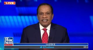 Juan Williams, Fox News political analyst, Co-host of Fox News Channel's The Five