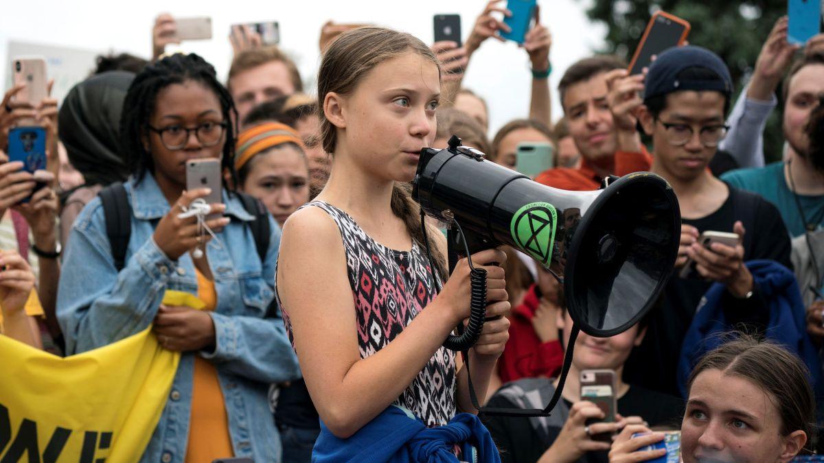 How to watch I Am Greta online: stream Hulu's new Greta Thunberg  documentary today | TechRadar