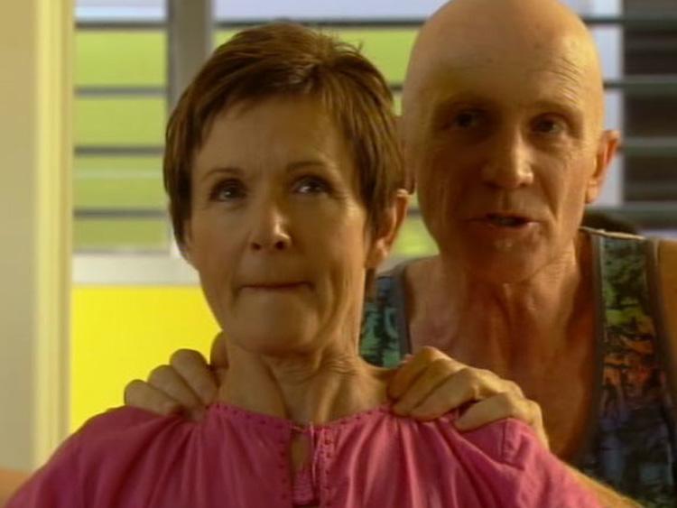 Susan can't seem to avoid Bernard