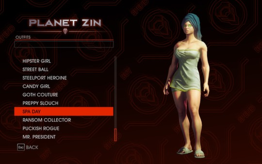 Saints Row 4 Character Creation Now Available Through ...