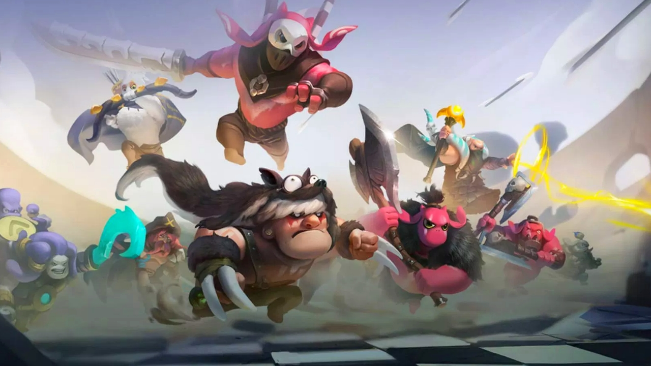 The skyrocketing rise of Auto Chess, a Dota 2 custom map that's