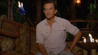 Jeff Probst in Season 41 of Survivor